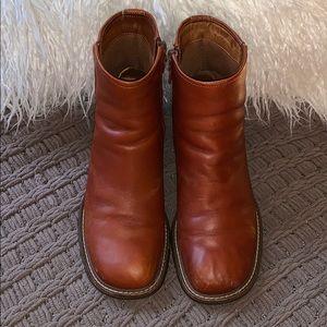 Timberland Zip Boot